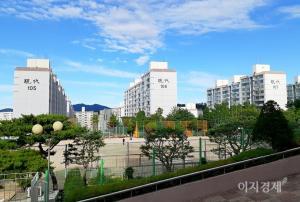 [이지 부동산] 전국 아파트 평당 4 년 평균 매출 ↑… 세종시 104 % '서지'